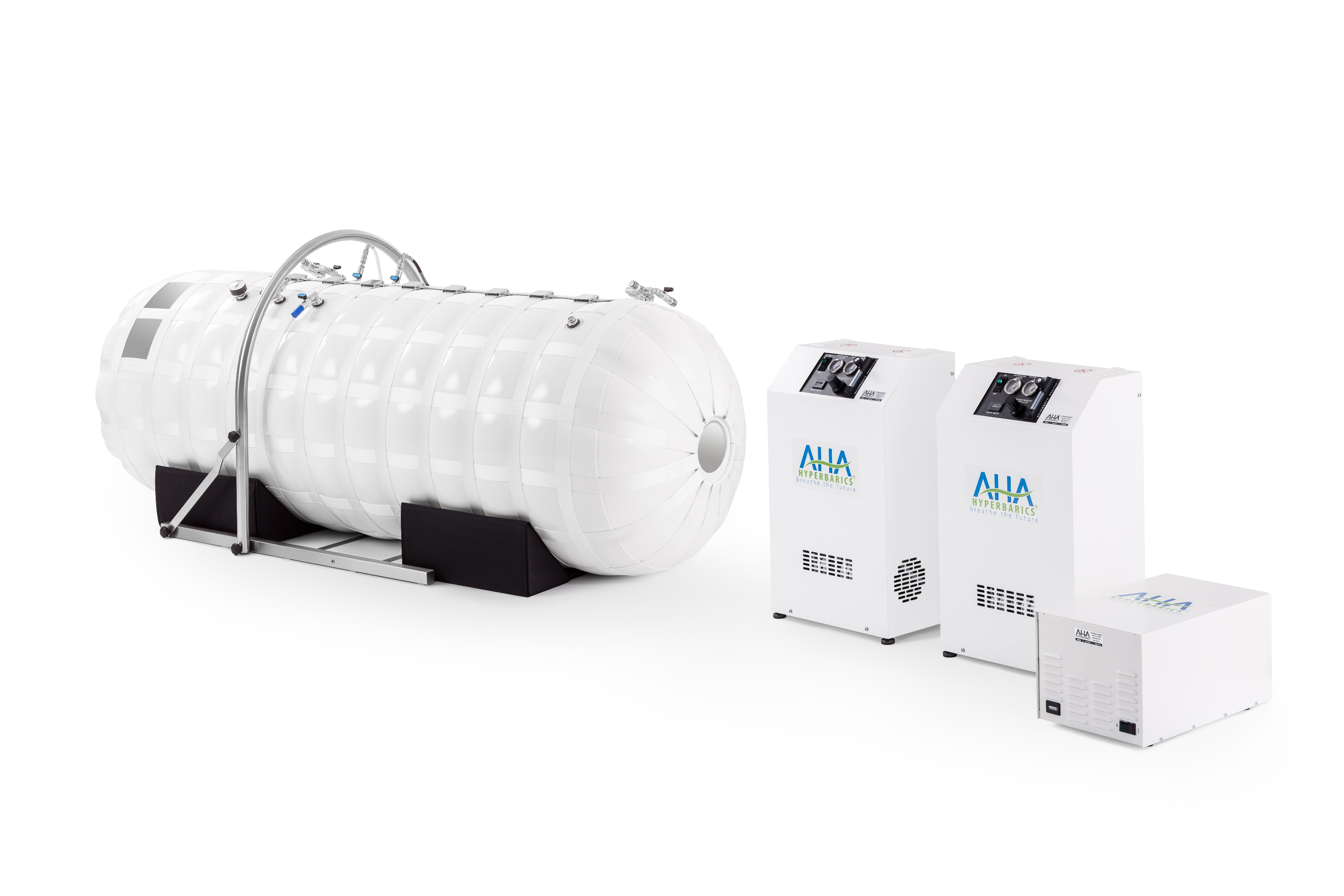 The best portable hyperbaric systems, devices for producing pure oxygen and accessories for HBOT.